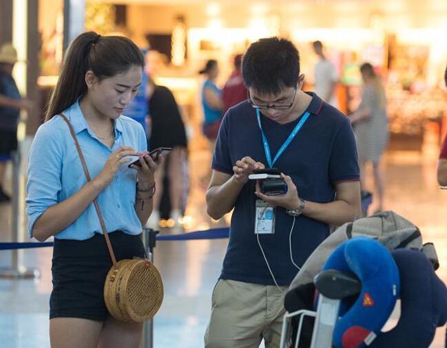 中国游客陆续撤离巴厘岛