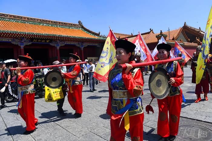 沈阳市沈河区文化旅游节开幕