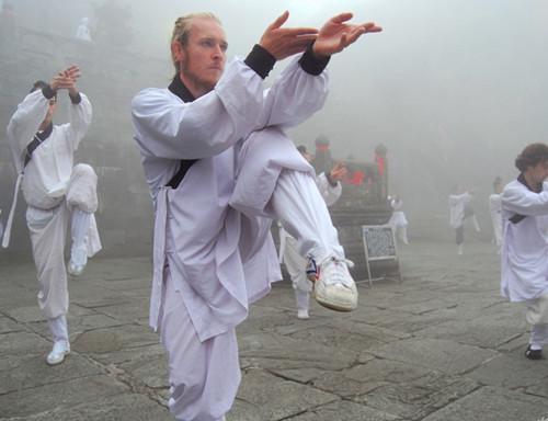 黄逸武太极拳22式视频图片